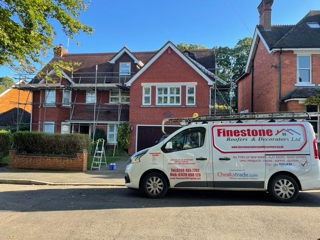 Roof Replacement in Surrey